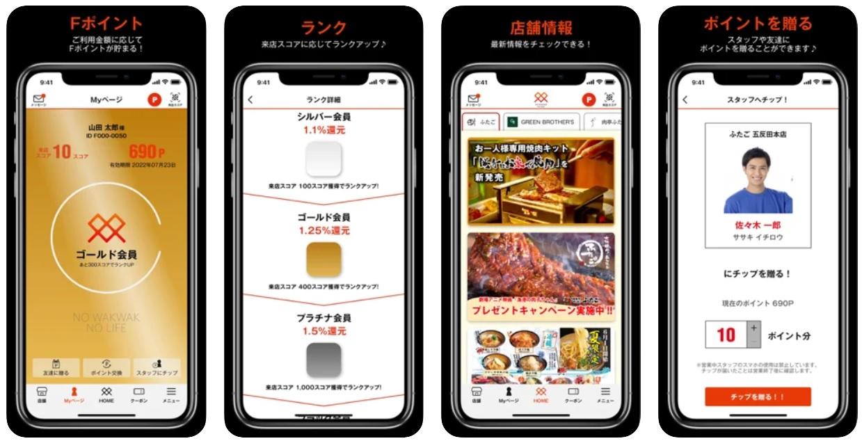 FTG-app
